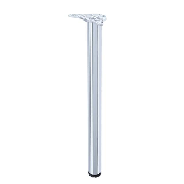 TABLE LEG CRB D.60 CHROME